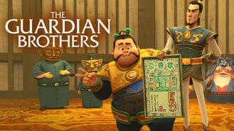 Netflix box art for The Guardian Brothers