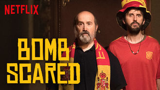 Netflix box art for Bomb Scared